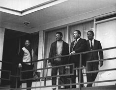 Last photo of Dr. Martin Luther King Jr.