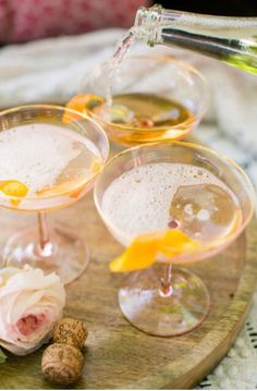 Rosy Coupes