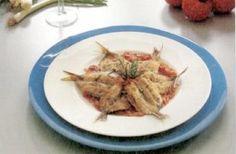 Sarde alla Pescarese, ecco la ricetta dell'Ipssar De Cecco | L'Abruzzo è servito | Quotidiano di ricette e notizie d'Abruzzo Foodies, Meat, Chicken, Cooking, Gastronomia, Italia, Kitchen, Brewing, Cuisine