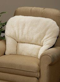 Total Back Support Pillow from Carol Wright Gifts on Catalog Spree