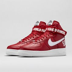 Nike Air Force 1 High Supreme SP Men s Shoe...want. Supreme Shoes a59f6b38f