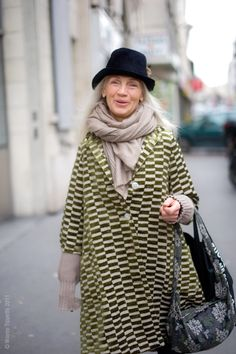 #IngmariLamy and her wonderfully chic EVERYTHING. she is such an inspiration. #WayneTippetts