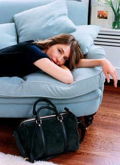 Habitually Chic®: Sofia Coppola for Louis Vuitton: Part Deux