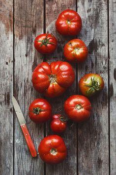 Kanela y Limón: Salsa de tomate asado