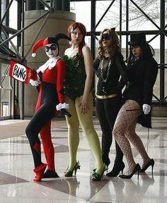 Gotham Girls Halloween