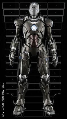 Iron Man mark XIV