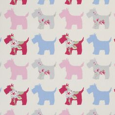 Top Seller: Chien Grey Pink Printed Fabric from £14.00 http://www.ukcurtainsandinteriors.co.uk/acatalog/Chien-Grey-Pink-Printed-Fabric-13126.html