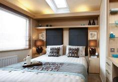 inside a static caravan - Google Search Park Homes, Mobile Home, Tiny Living, Caravans, Home Goods, Caravan Ideas, New Homes, Luxury, Tiny Houses