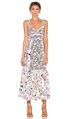 Shop for Rebecca Taylor Sleeveless Tapestry Garden Dress in Creamsicle at REVOLVE. Free 2-3 day shipping and returns, 30 day price match guarantee.