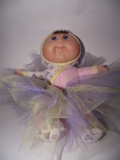 Tutu's just the right size for you little ones dolly ;)
