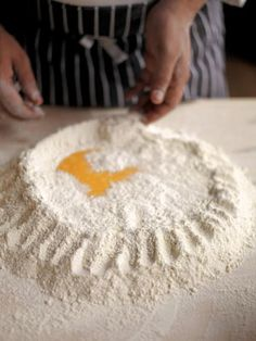 Jamie Oliver simple homemade pasta
