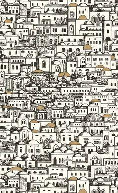 Fornasetti - Mediterranea