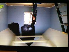 "From HGTV's The Antonio Treatment. ""Stunning Americana Master Bedroom"", Season 3, Episode 1"