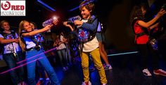 Redscorpion organize laser tag birthday parties for kids in Brisbane, Australia. For more details visit our website: http://www.redscorpion.com.au/content/