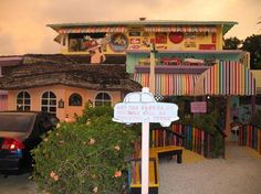 The Bubble Room Sanibel Island, FL