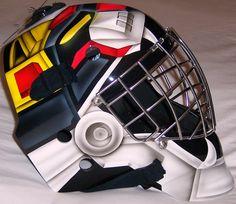 Voltron goalie mask                                                                                                                                                                                 More