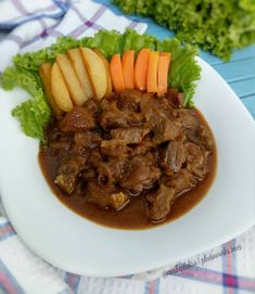 Snack Recipes, Cooking Recipes, Indonesian Cuisine, Bulgogi, Diy Food, Meal Prep, Chicken Recipes, Food And Drink, Yummy Food