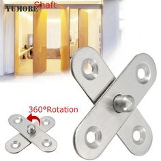 New Length Hardware Stainless Steel Degree Rotating Door Pivot Hinges