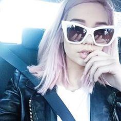 pink hair resignation
