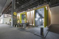 Reggiani rebranding & pavilion by Dalziel & Pow » Retail Design Blog