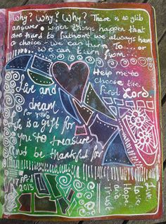 Neelz Expressionz: Journal pages