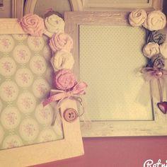 cornici e bomboniere handmade varie di vanillacountrychic su Etsy