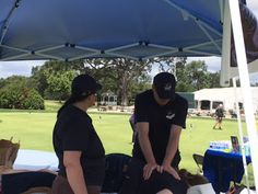 Yesterday, we at Hope Wellness, were honored to be able to participate at the 3rd annual Sacramento County Bar Association Golf Tournament at the Haggin Oaks Golf Complex Lunch. We were able to provide medical massages and therapeutic advice to improve their golf game.