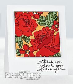 Chan Vuong - Paper Crafts November/December 2011