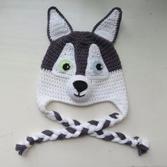 Image result for crochet dog hats