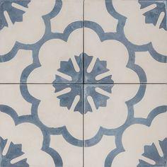 Cement Encaustic Tile Dukkah Design — 984