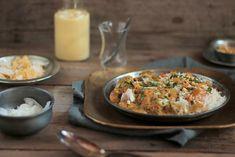 Curry de crevettes aux cacahuètes et lait de coco http://www.maryseetcocotte.com/2015/09/03/curry-de-crevettes-aux-cacahuetes-lait-de-coco-que-du-bonheur/