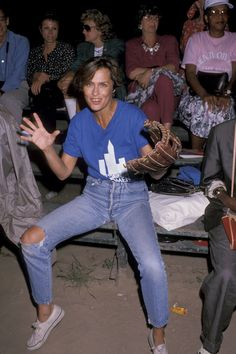 56 Times We Wished We Were Lauren Hutton- ellemag Lauren Hutton, Patti Hansen, Charlotte Rampling, Christy Turlington, Linda Evangelista, Alexa Chung, Twiggy, Five Jeans, Looks Style