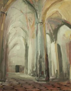 Cathedral. Gothic. Mercedes Garrido - Síndrome Stendhal Catedral Sevilla.