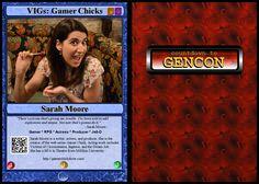 #106 VIGs: Gamer Chicks: Sarah Moore