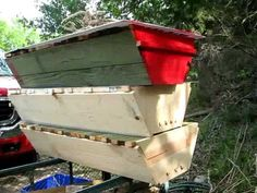 Building your Top Bar Hive - Learning Beekeeping