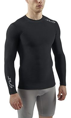 Sub Sports COLD Men's Thermal Compression Base Layer Long Sleeve Top - http://www.sportingfests.com/sub-sports-cold-mens-thermal-compression-base-layer-long-sleeve-top-2/