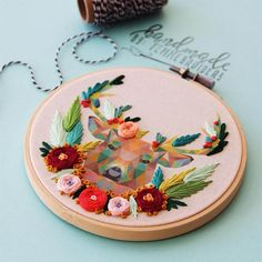 Embroidery - Maria Arseniuk