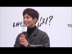 161119 박보검 TNGT 팬사인회 클로징 직캠
