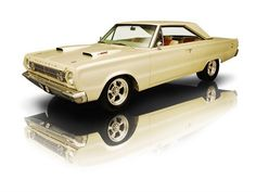 1966 Plymouth Satellite 440 6 Six Pack. Sold by RK Motors Charlotte.