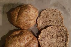 Low carb Frischkäse Brötchen 1