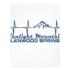 Sunlight Mountain Resort  -  Glenwood Springs - Co Letterhead - spring gifts style season unique special cyo