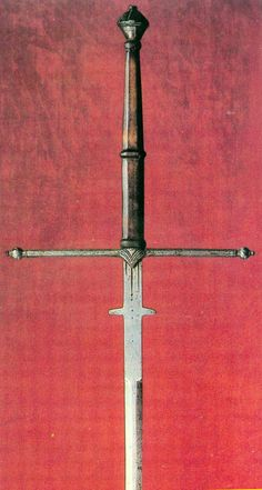 Ethnographic Arms & Armour - Flamberg Two-hand Swords, late 16th-Early-17th…