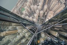 Hong Kong Reflections by Roof Topper on 500px