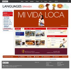BBC: Mi Vida Loca helps you learn Spanish