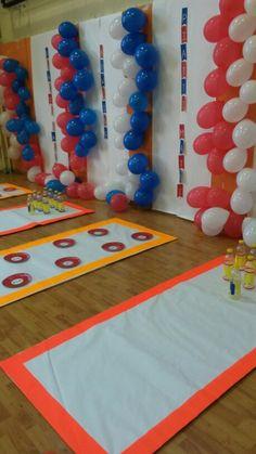 #giochi #festa #carnevale #bowling #piattimatti #eventipertre
