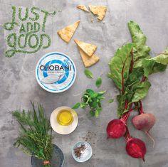 // Chobani 'Just Add Good' by Leo Burnett New York , via Behance