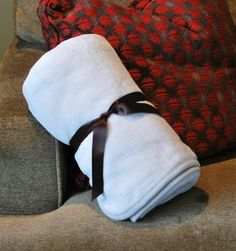 Gift Item | Plush Blanket. Just right for that special HOME! Send one to yourself and one to a friend, today! SOC ID 72492