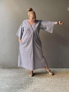 b_kaftan-XL_540x Kaftan Pattern, Iconic Dresses, Assembly Line, Dress Making Patterns, Sewing Blogs, Everyday Dresses, Fashion Fabric, Sewing Patterns, Paper Patterns
