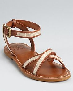 Lucky Brand Sandals - Candra Flat Ankle Strap