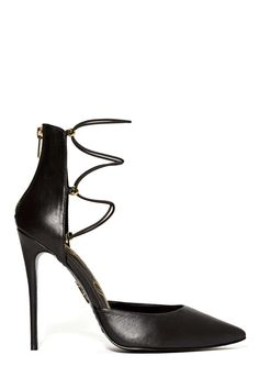 Yvette Heel | Shop What's New at Nasty Gal